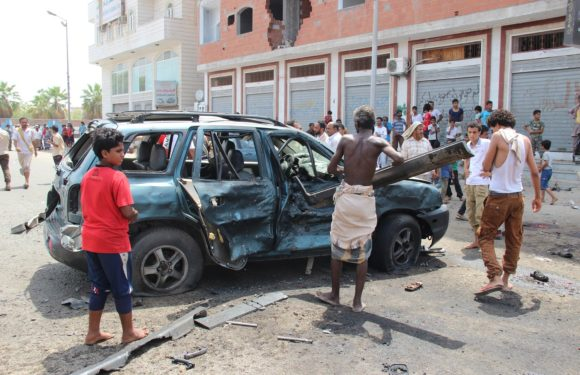 Two killed and several injured in a car bomb blast in Yemen