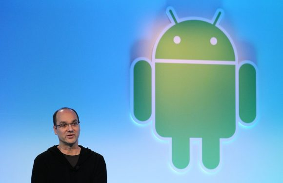 Andy Rubin, android creator steps away from firm