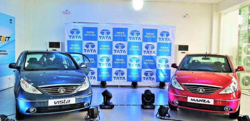 Tata Motors rises post November sales figures