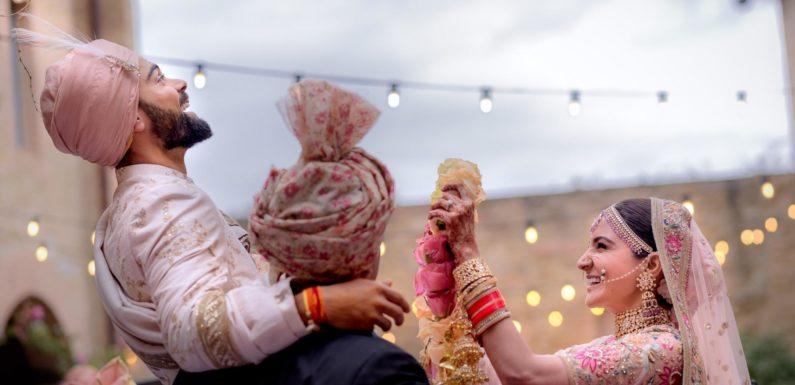 Yes, Anushka Sharma And Virat Kohli Are Married