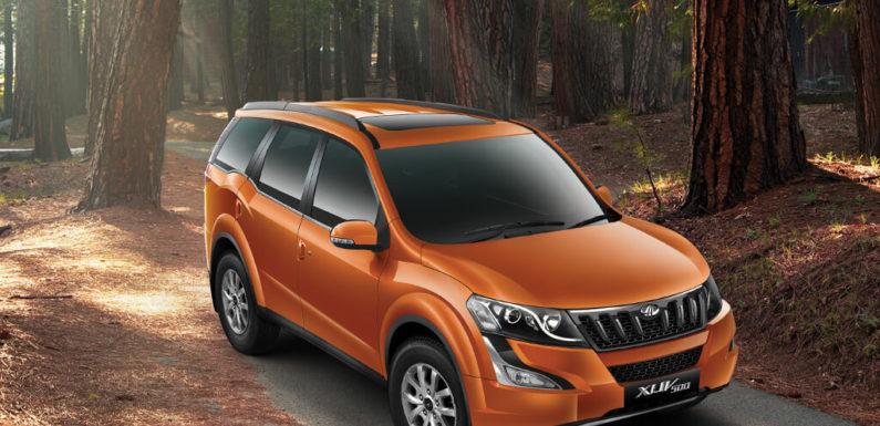 Mahindra rolls out petrol XUV500 at Rs.15.49 lakh