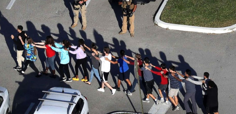 At lease 17 dead in Florida school shooting