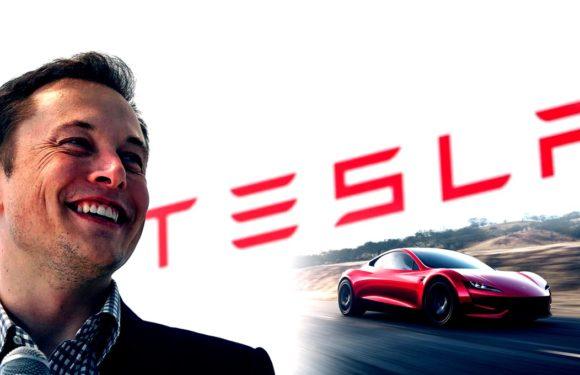 Shares of Tesla go higher after Model 3 production boost 3 April 2018
