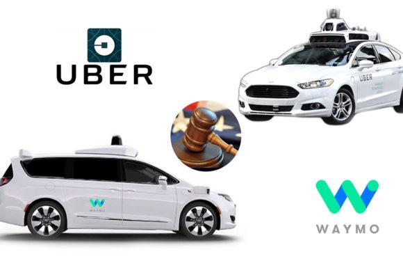 Uber vs Waymo comes to an end