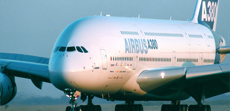 3,700 jobs at risk in Airbus
