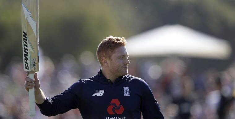 Jonny Bairstow's century seals the series for the English Lions