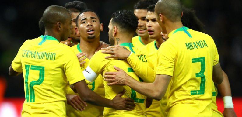 Jesus's goal secures a bittersweet revenge for Brazil over Germany