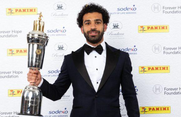 Mo Salah named PFA Player of the Year