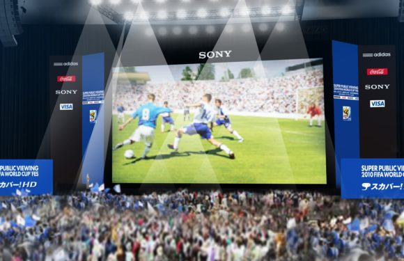 Sony eyes Rs.250 crore revenue from FIFA World Cup advertisements