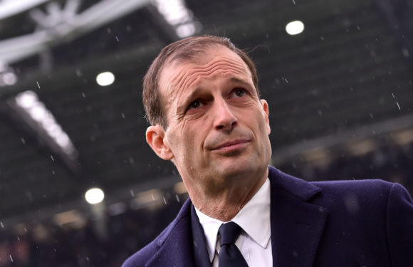 Allegri is to stay at Turin