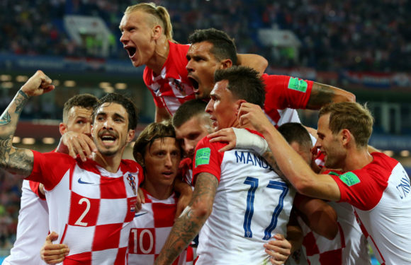 Croatia edge past Nigeria despite a lackluster performance