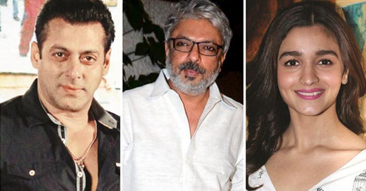 Alia Bhatt and Salman Khan the New B-town Jodi