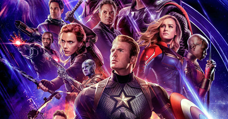 Avengers: Endgame Sets a New Record of Selling 18 Tickets Per Second
