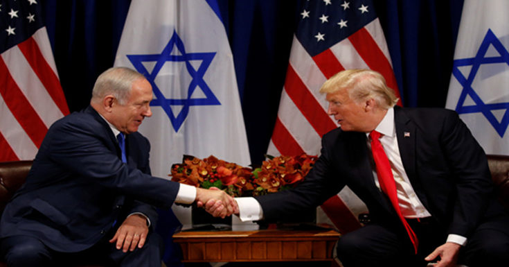 Israel to Take in Account US Mideast Plan, Palestinians To Snub