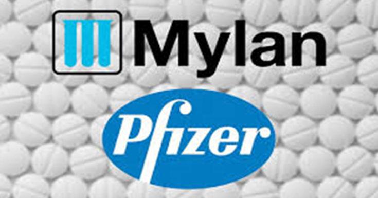 Pfizer, Mylan to Merge their Generic Drug Units