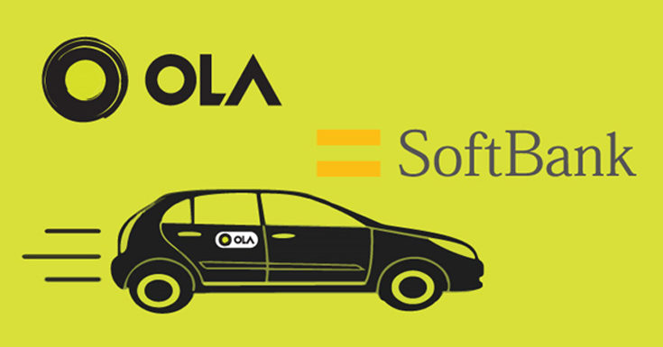 SoftBank Invests $250 Million in Ola Electric Mobility